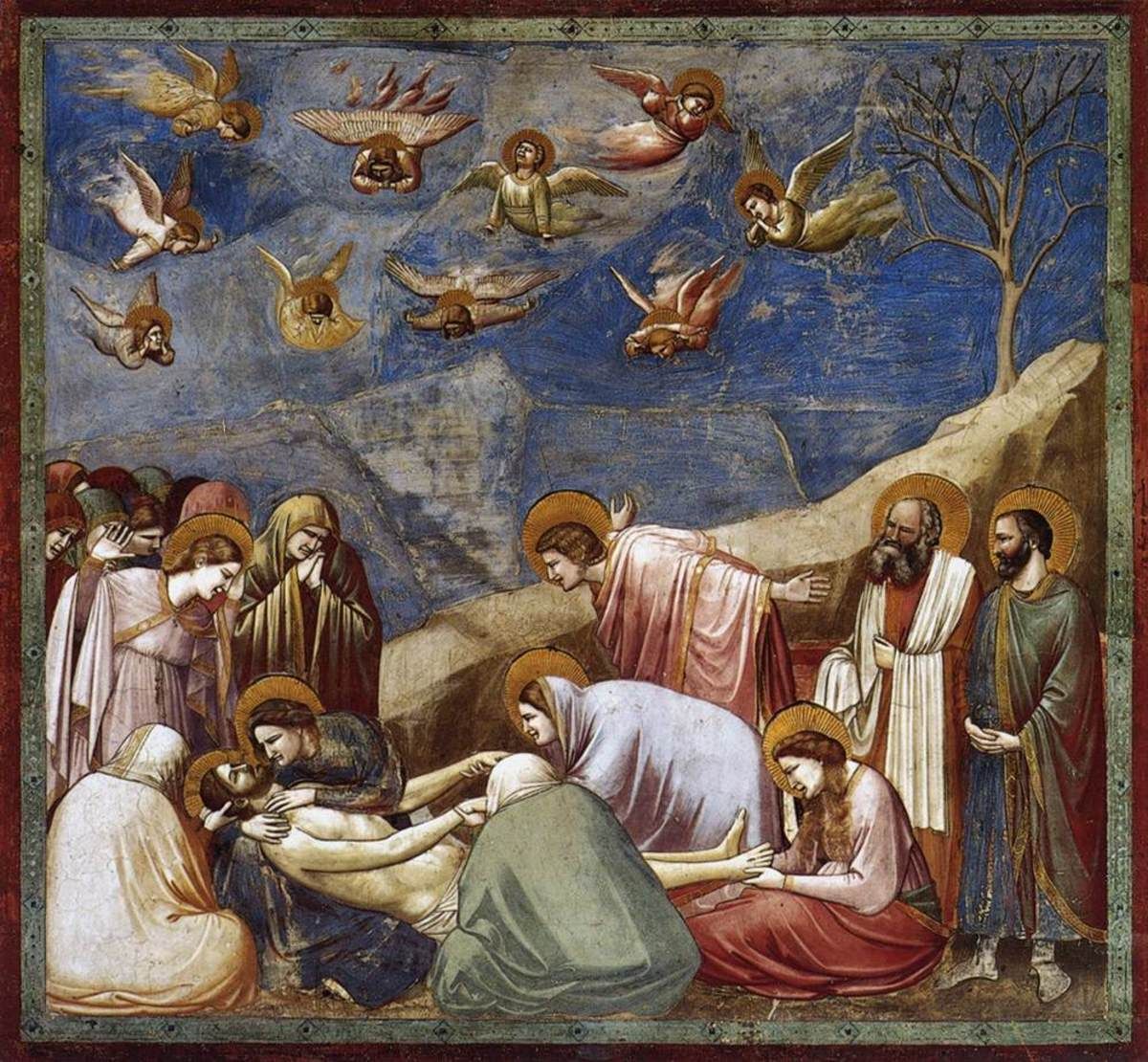 giotto-bondone-the-lamentation-of-the-death-of-christ