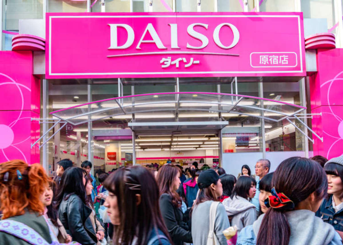 Japan's most beloved dollar discount store Daiso