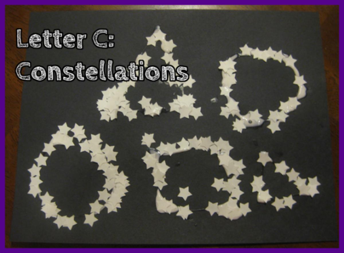 Letter C Constellations