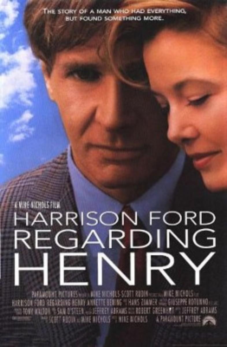 Regarding Henry Movie Poster