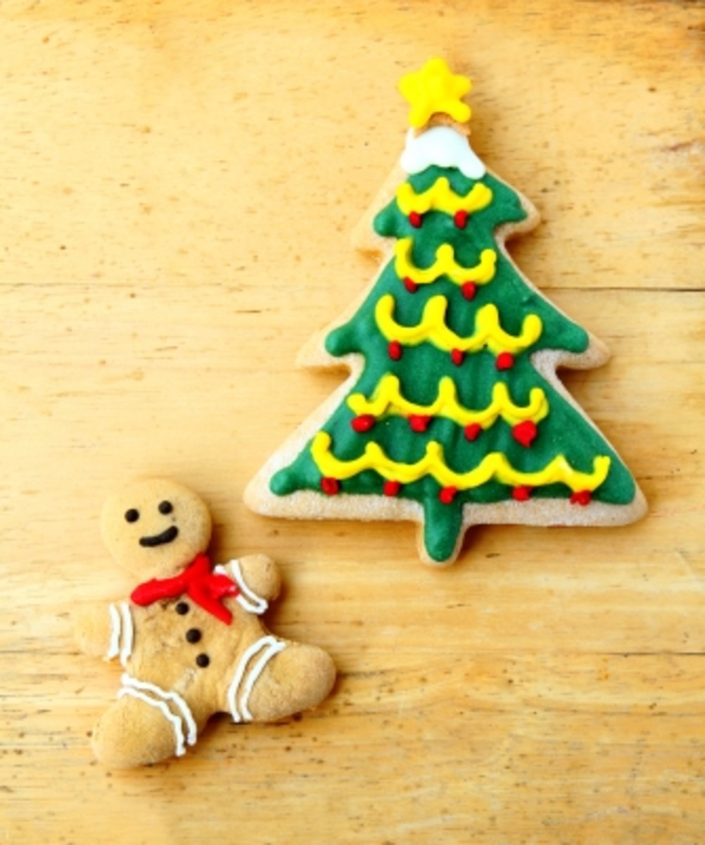 How to Bake and Decorate Gingerbread Men
