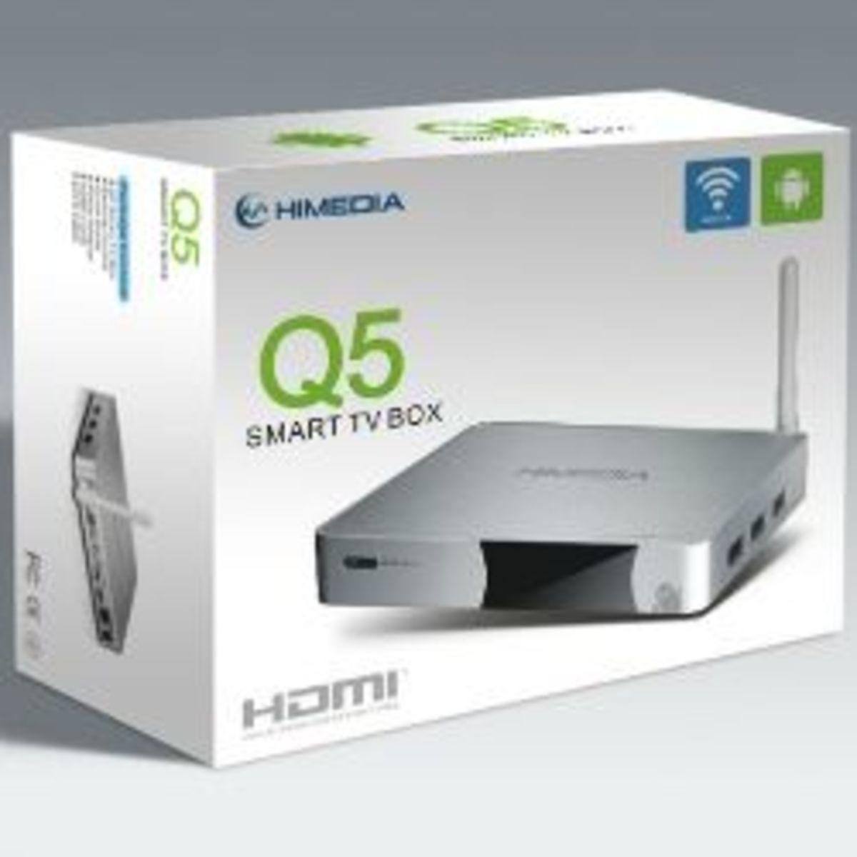 HiMedia Q5 box