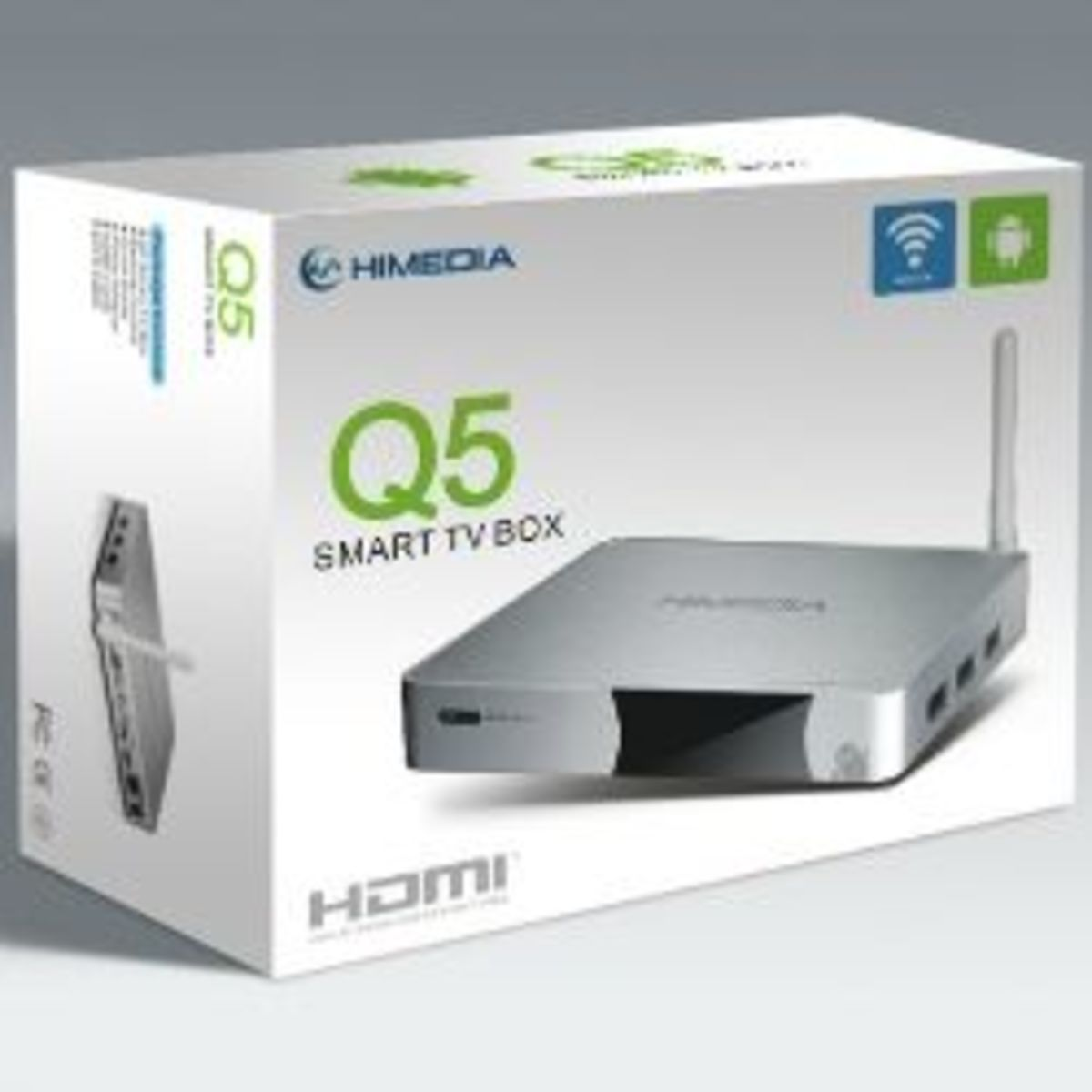 HiMedia Q5 Android Media Player Review
