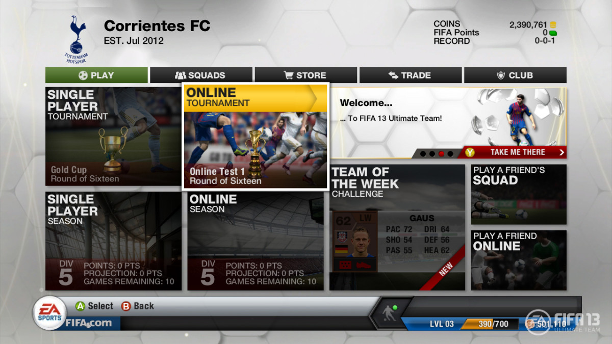 How to make money (coins) in  Fifa 16 Ultimate Team FUT