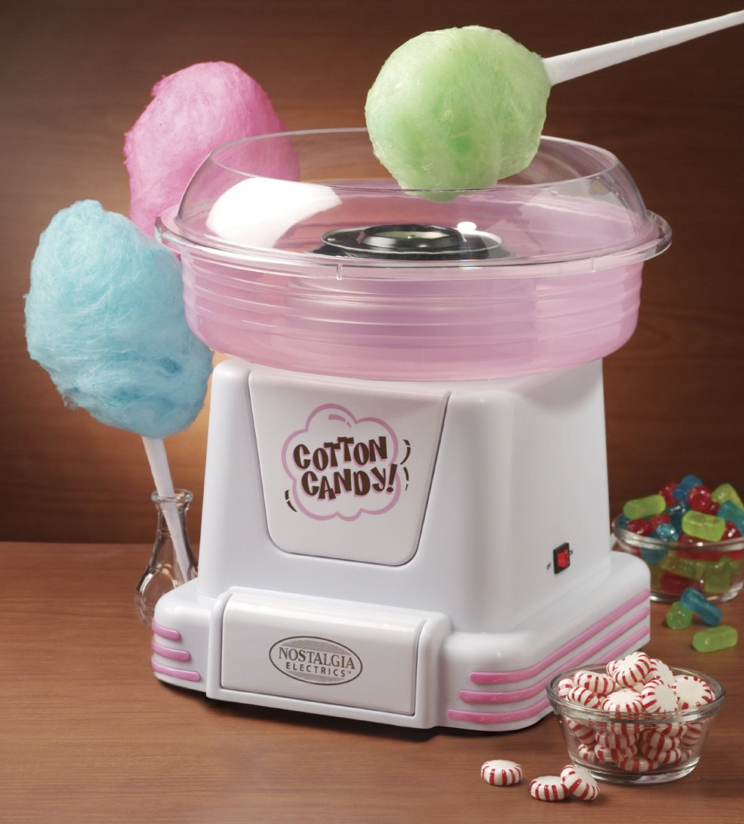 Kids Cotton Candy Maker