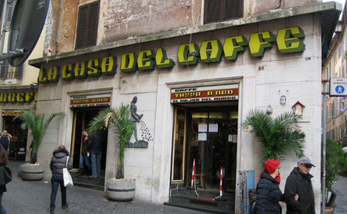 Caffe' Tazza D'Oro,