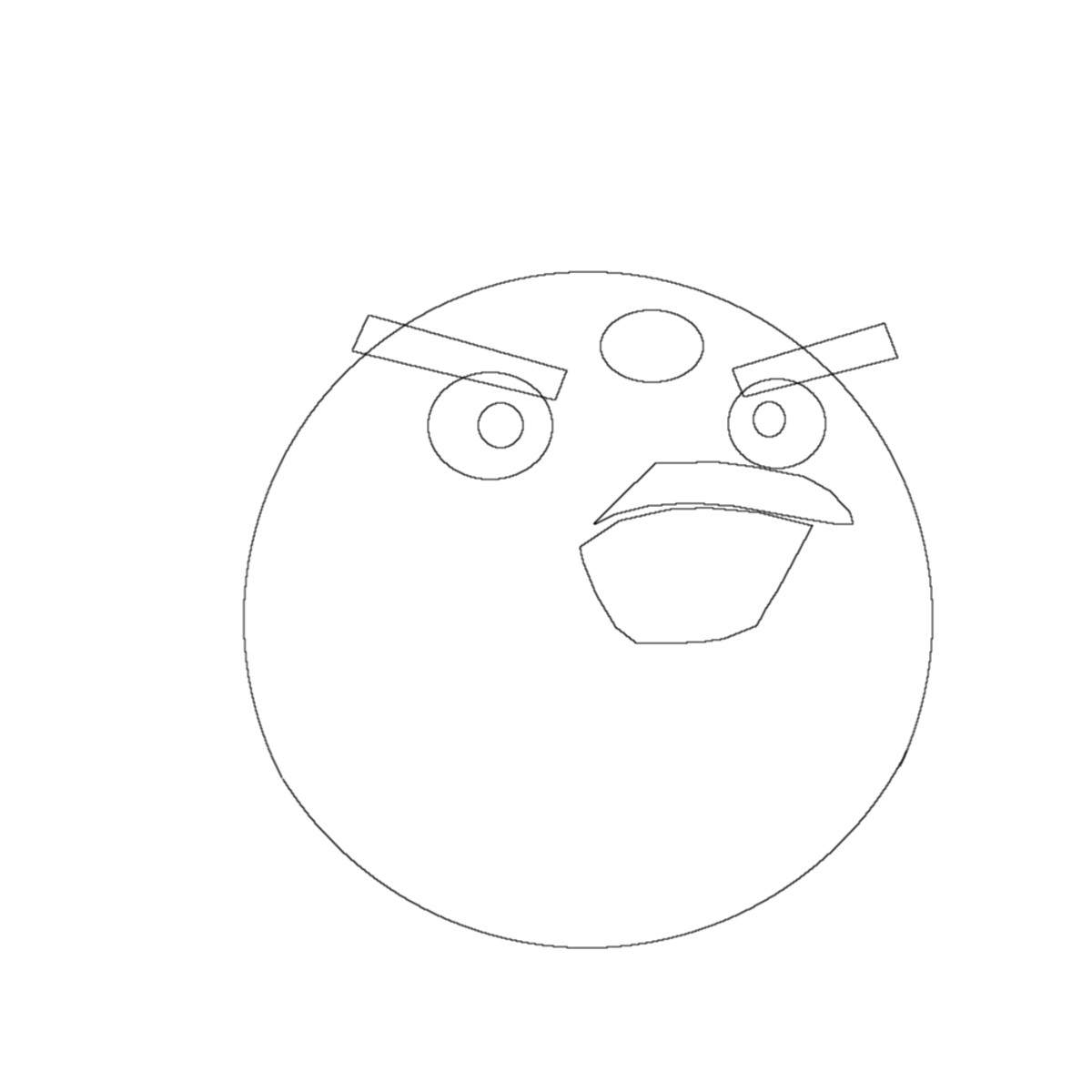 how-to-draw-an-angry-bird-black-bird