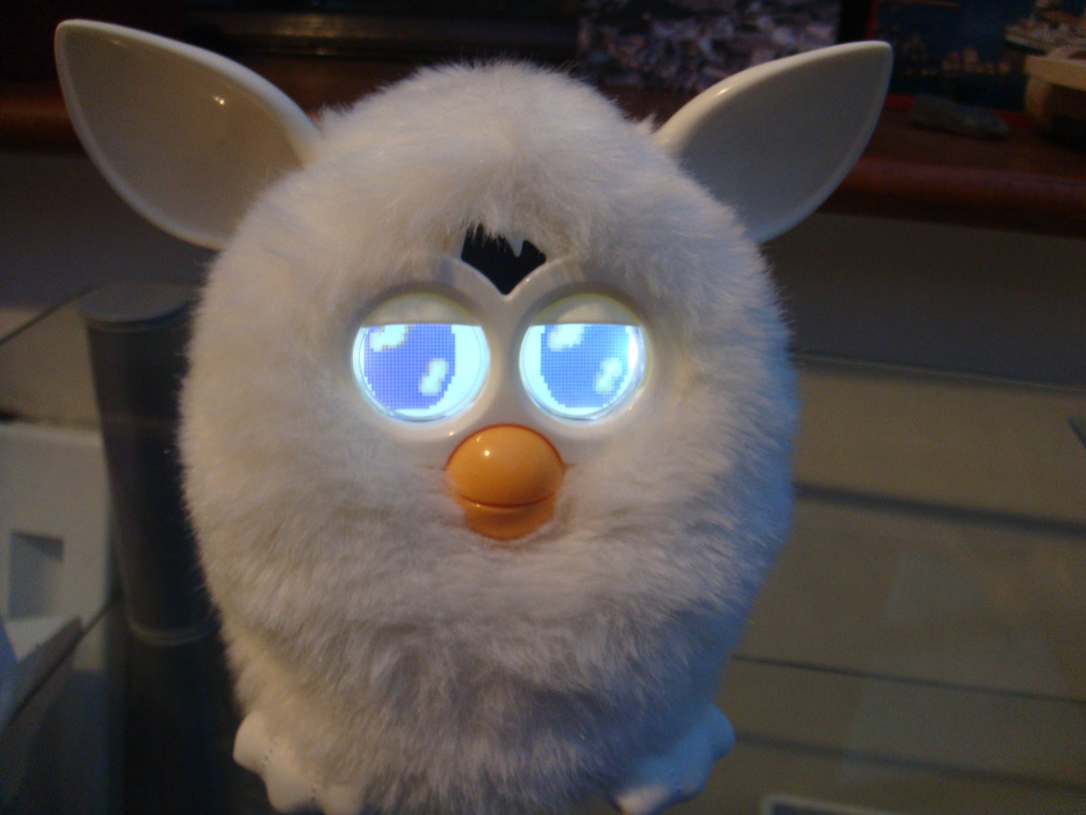New Furby 2012 - What Does it Do?