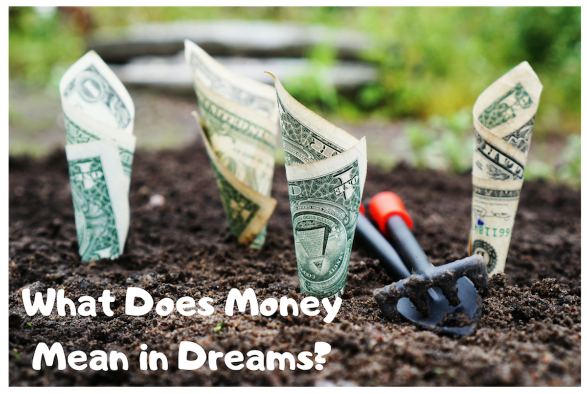 Interpreting Money Dreams and Dreaming About Money
