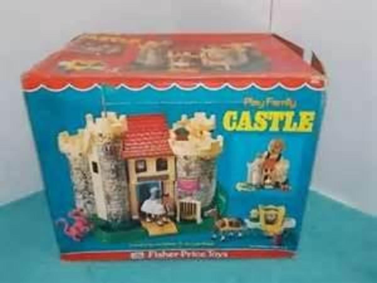 The Caste in the original box
