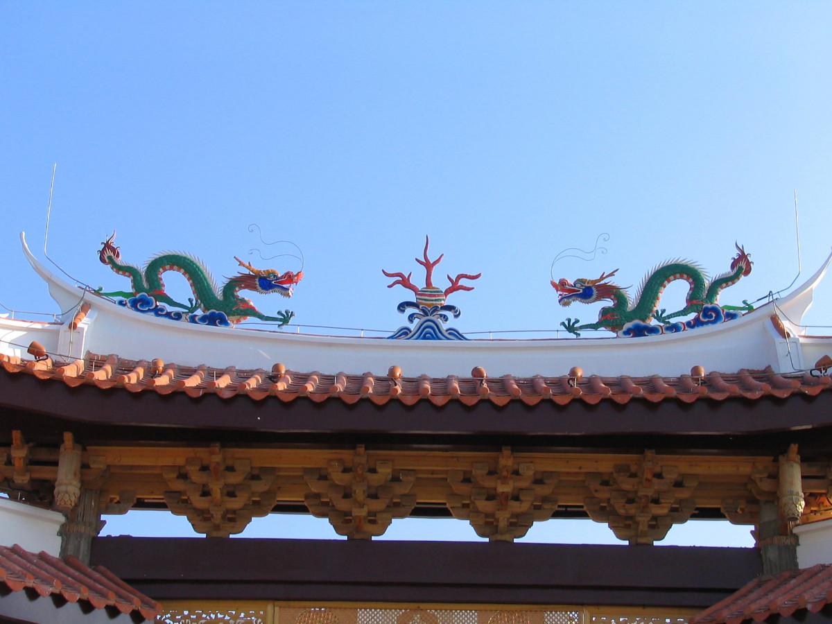 Dragon Mythology - it's everywhere!