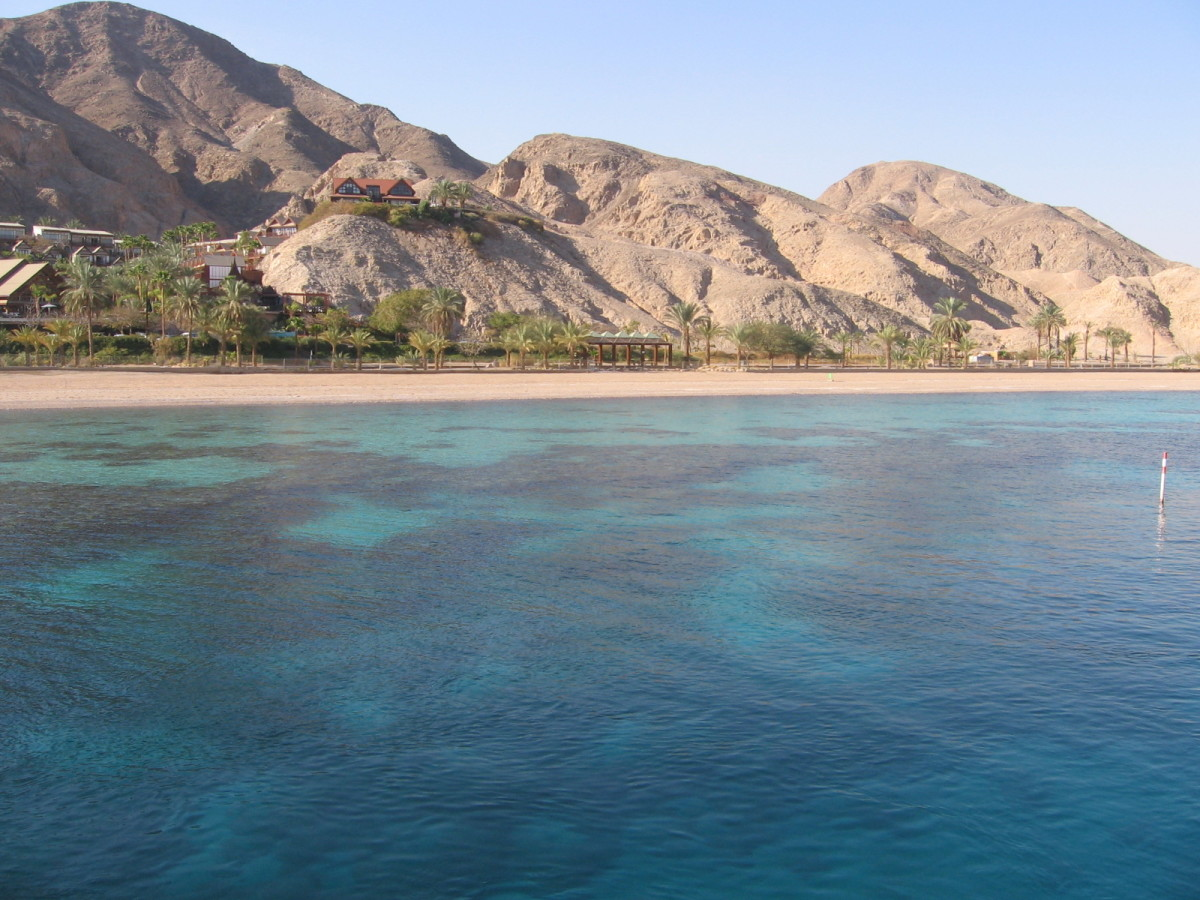 Gulf of Eilat, Red Sea
