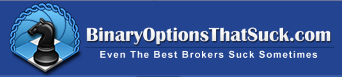 BinaryOptionsThatSuck.com is a great place to find interesting and down to earth reviews and articles about binary options.