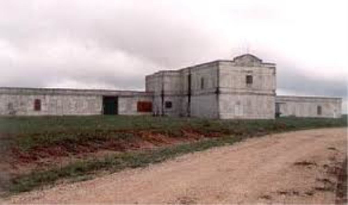 Eastham Prison Farm