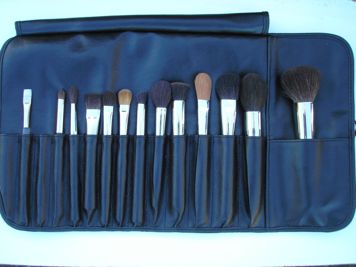 good quality brushes will last when looked after and will make a big difference to your makeup application.
