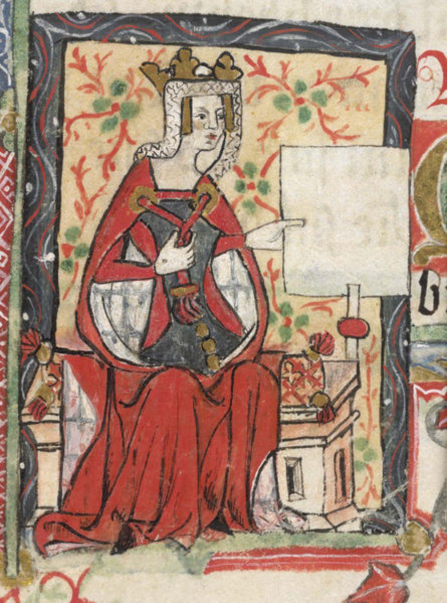 Empress Matilda, Henry's mother