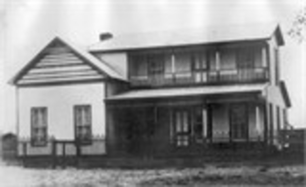 Ivy Methvin Home