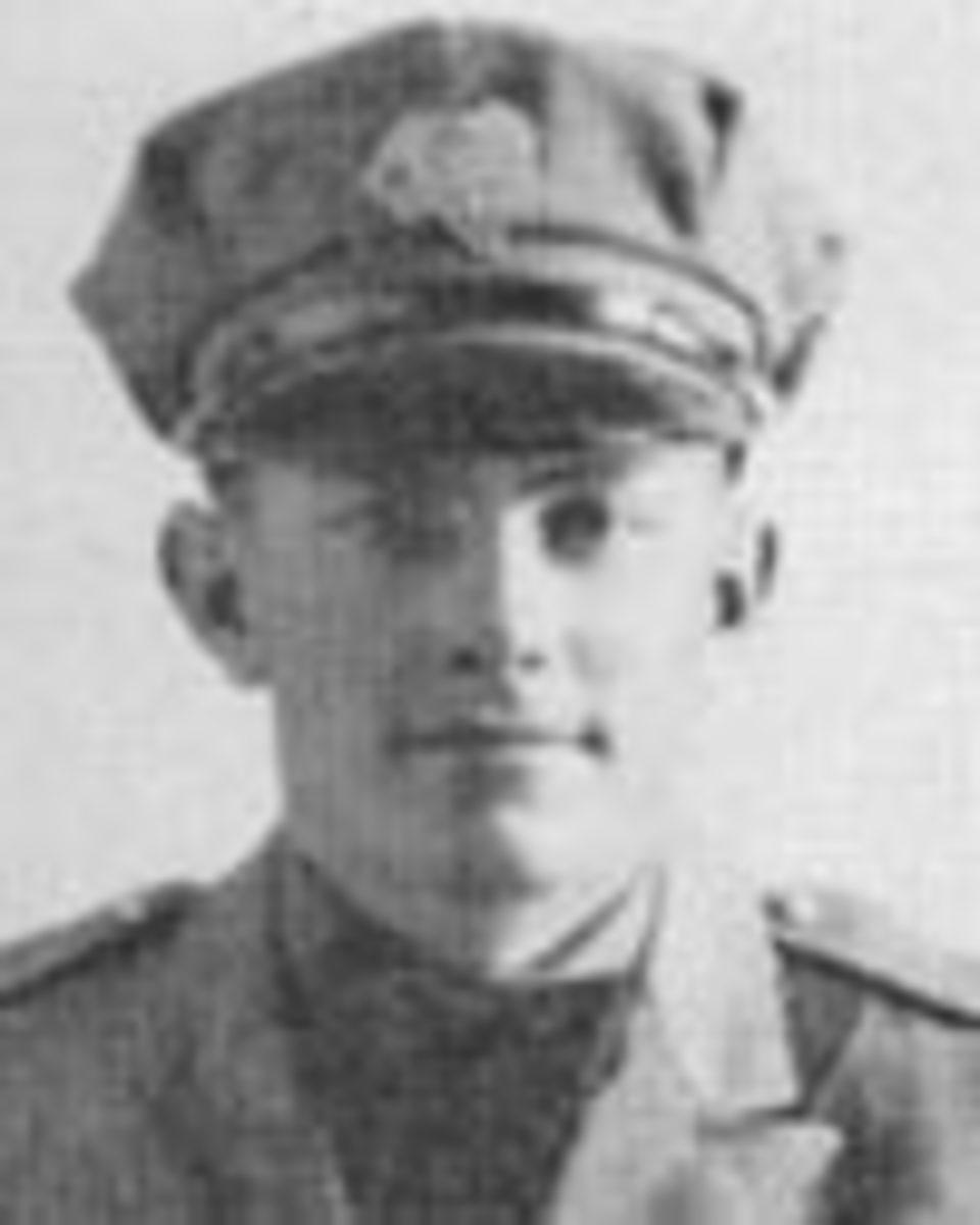 Patrolman H.D. Murphy