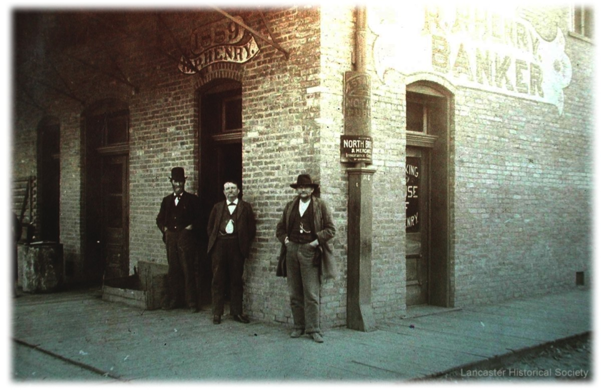 Henry and Sons Bank
