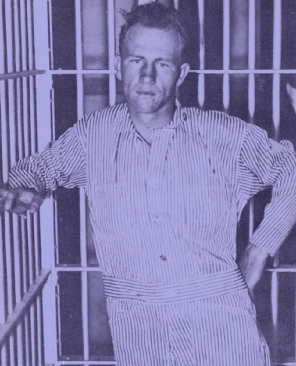 Raymond Hamilton in Prison