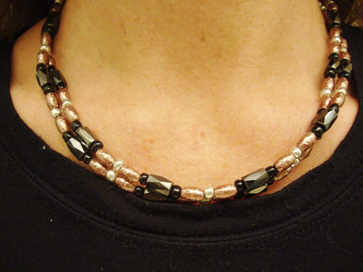 How to Make Your Own Magnetic Necklace