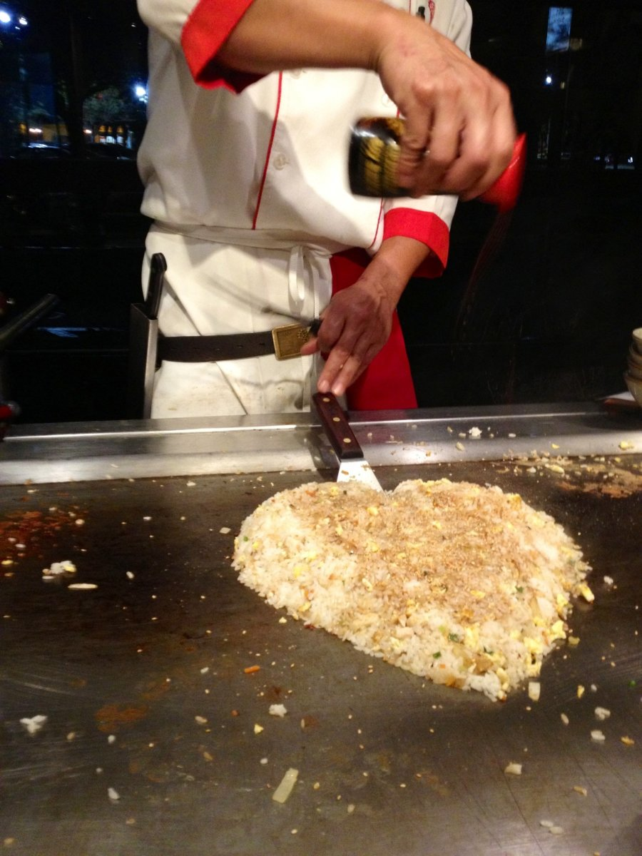 How to Cook Benihana Fried Rice