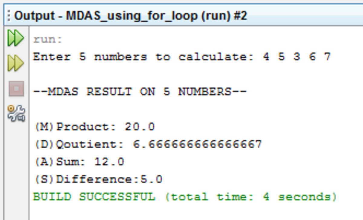 What is MDAS? Sample Java Source Code for MDAS