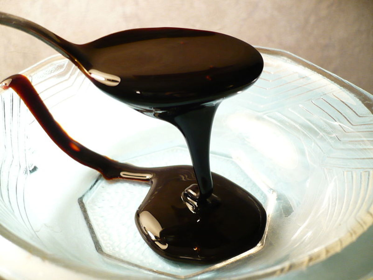 Blackstrap Molasses from Paraguay.