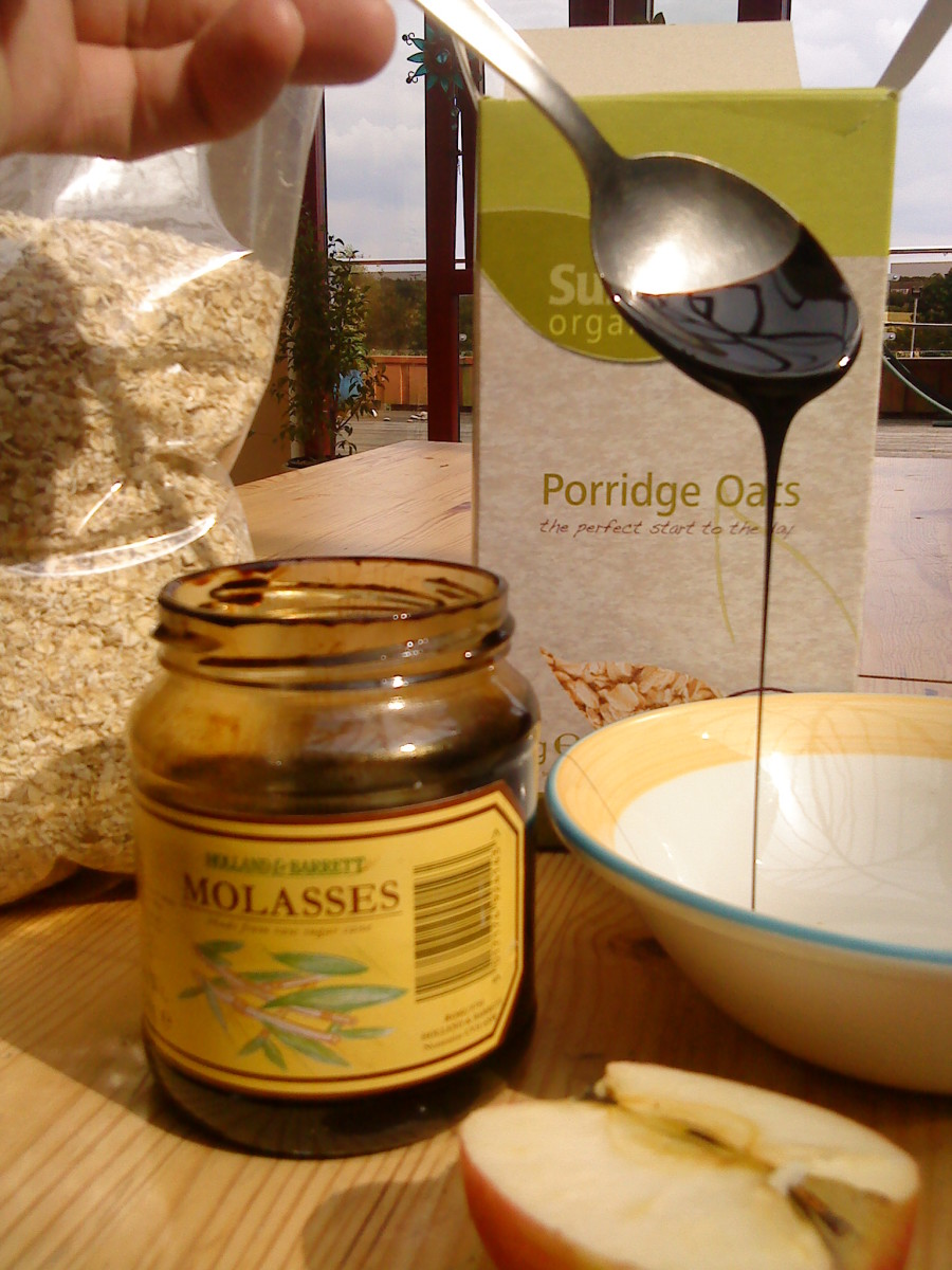 How Best to Use Molasses in Porridge and Other Food