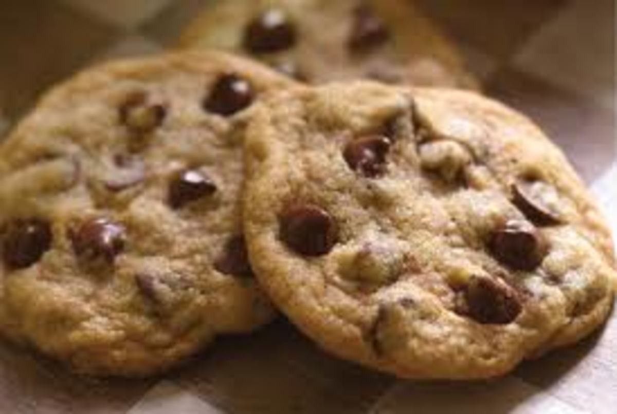 How to Make Homemade Chocolate Chip Cookies Simple