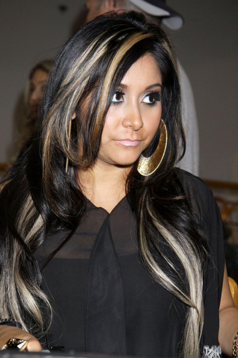 Black Hair With Blonde Highlights Hubpages
