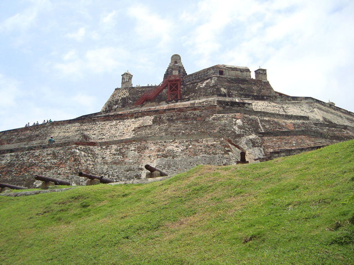 Fort San Felipe de Barajas