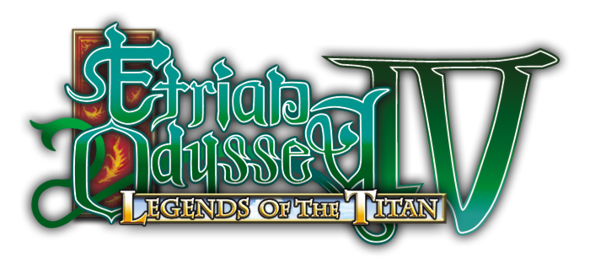 Etrian Odyssey IV: Legends of the Titans QR Codes List