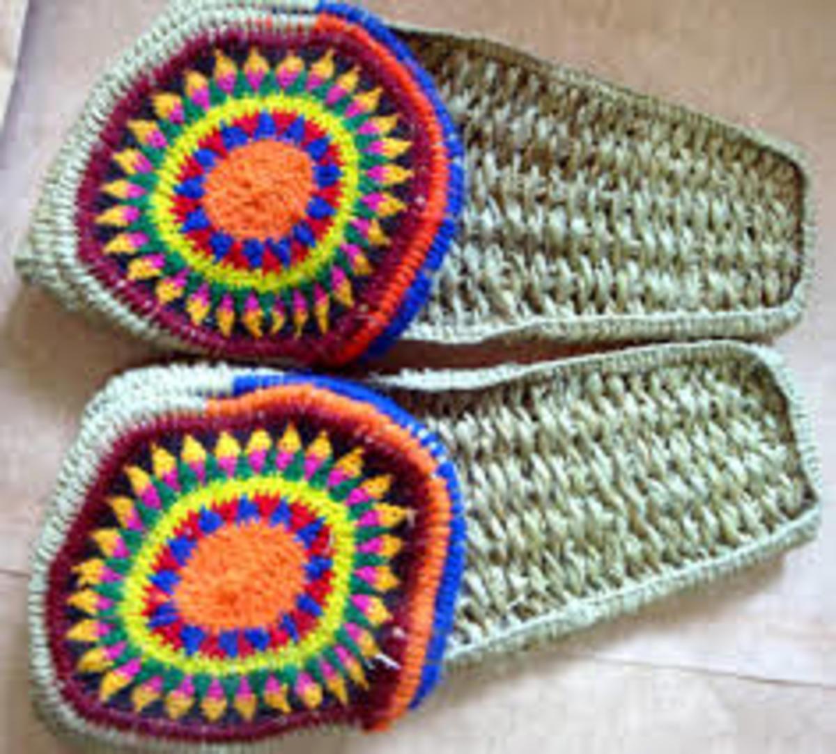 Hemp Fiber Shoes