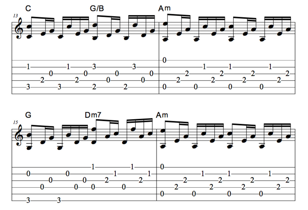 Rock Guitar Lessons u2022 Dust In The Wind Guitar Lesson u2022 Kansas u2022 Fingerpicking, Violin Solo ...