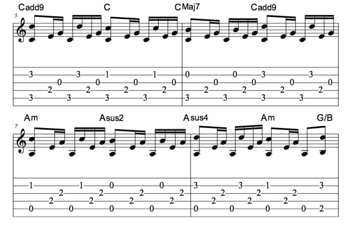 dust-in-the-wind-for-guitar-kansas-fingerpicking-chords-tab-lyrics
