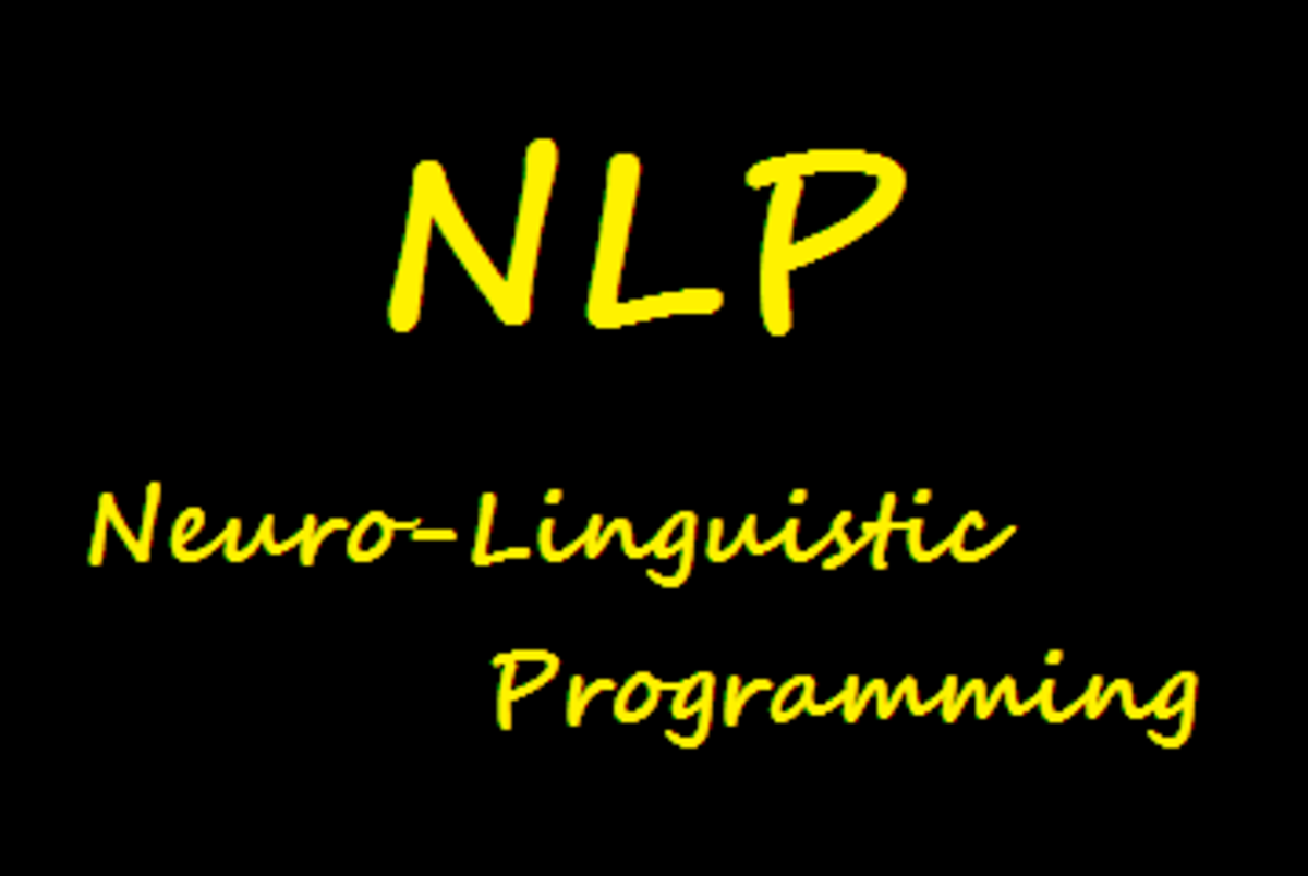 Self-Help & Applied Psychology: The Four Pillars Of NLP (Neuro Linguistic Programming)