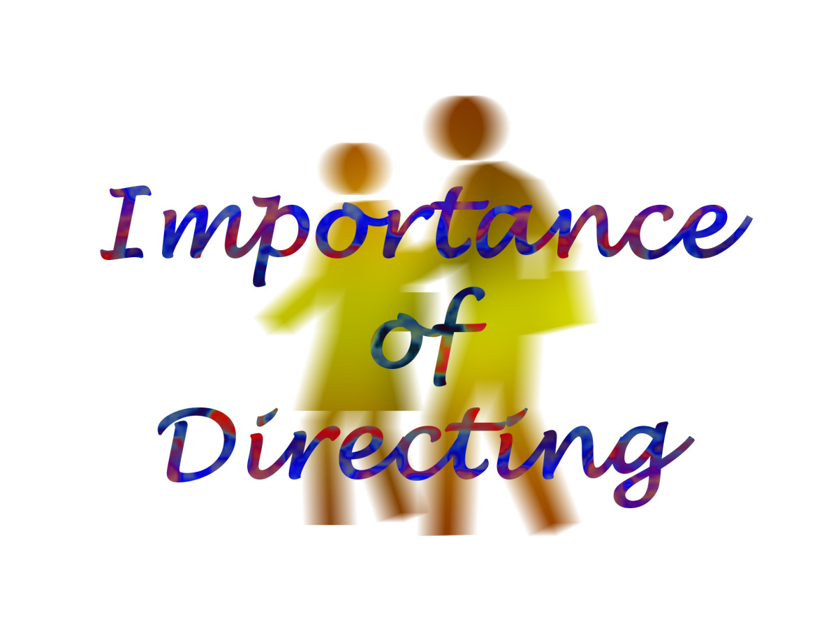 Importance of Directing