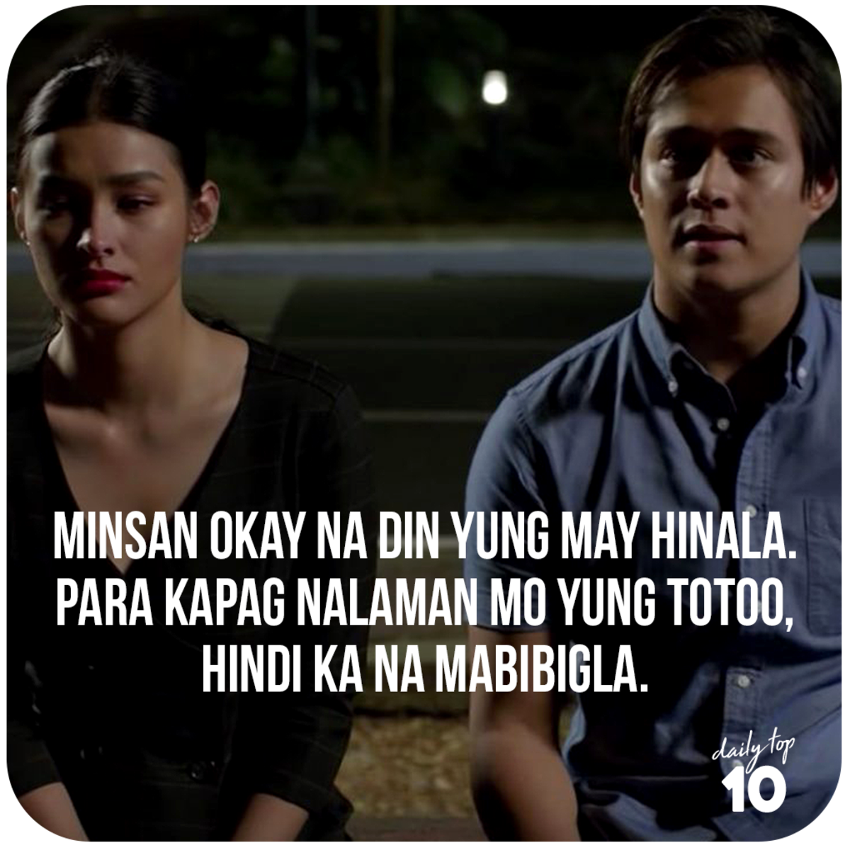 LizQuen in Alone/Together
