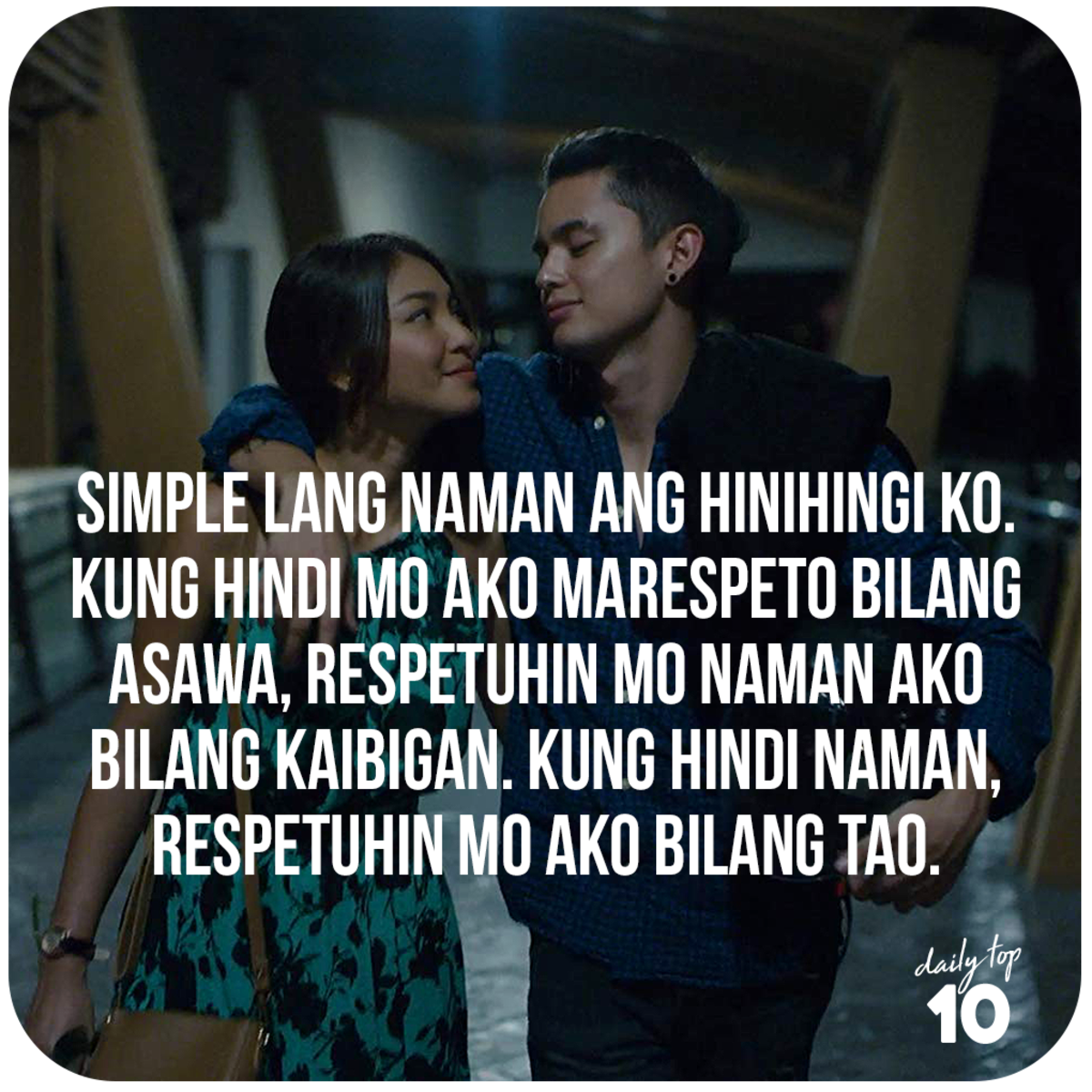 JaDine in Never Not Love You