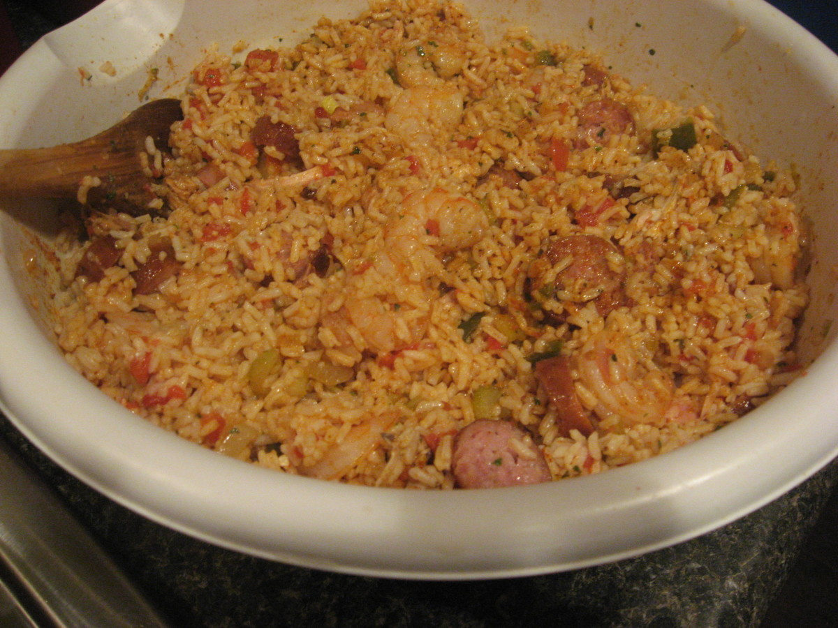 awesome Jambalaya Recipe!