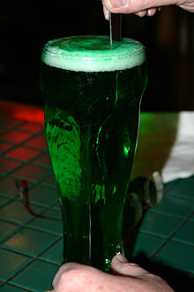 st-patricks-and-the-wearing-of-green