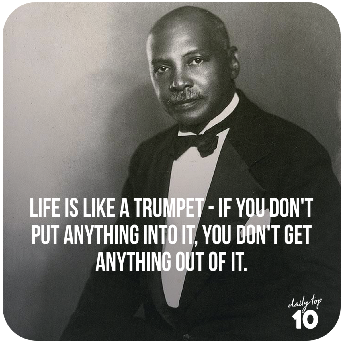 William Christopher Handy quote about life