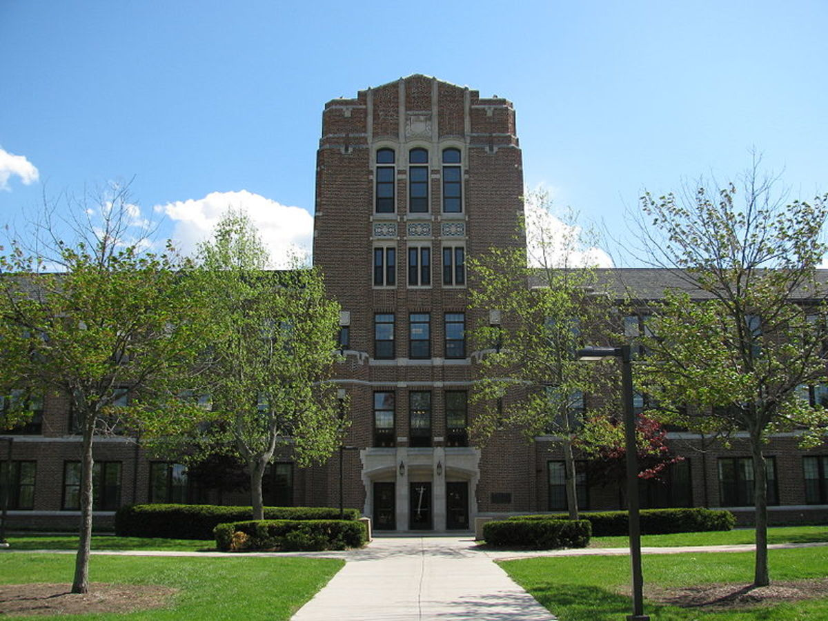Central Michigan University, pictured here, offers a minor in American Sign Language.