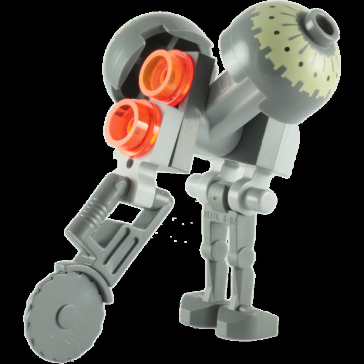 LEGO Star Wars Droid Tri-Fighter 7252 Buzz Droid Minifigure