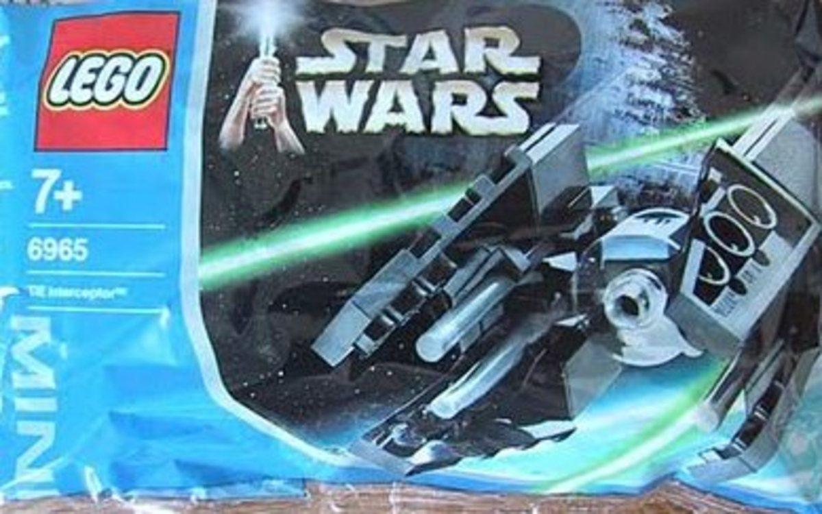 LEGO Star Wars TIE Interceptor 6965 Bag
