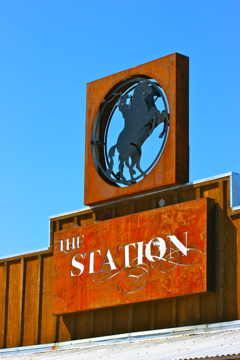 The Station ... 1860!