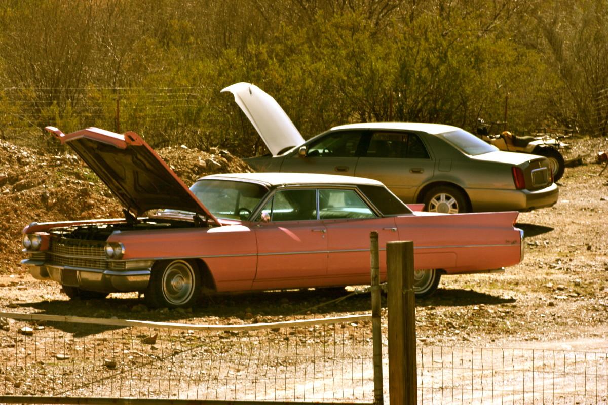 Your Pink Cadillac, Pink Cadillac ...