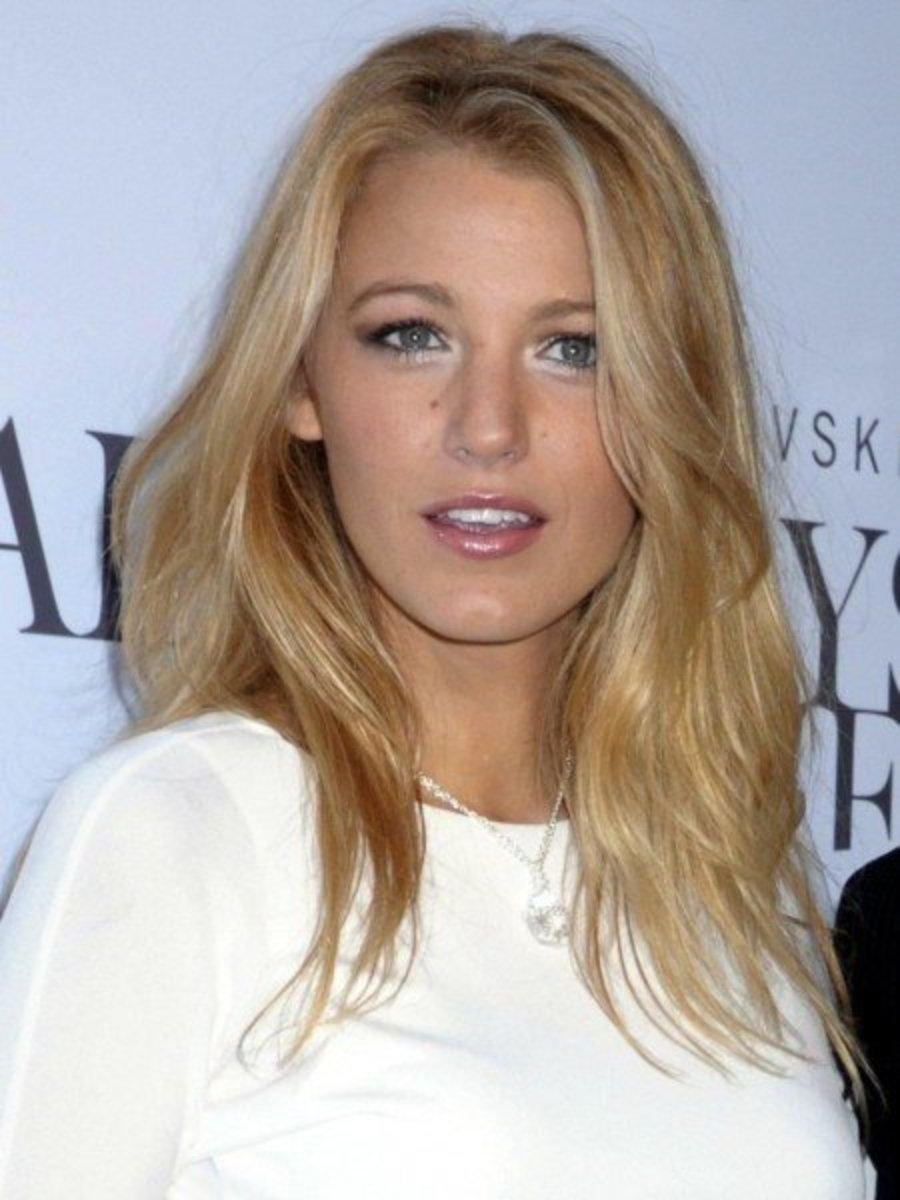 But Blake Lively eventually locked down the lead,