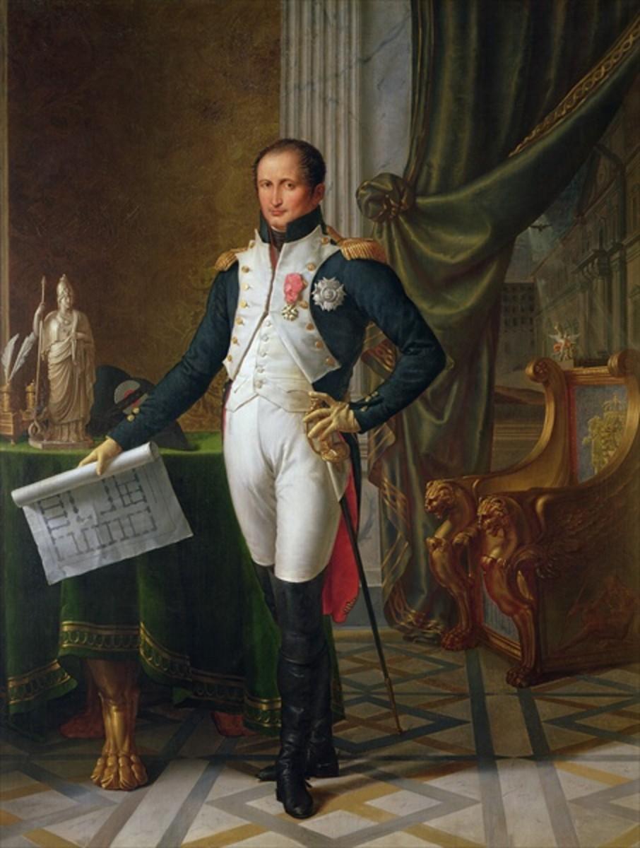 Joseph Bonaparte, king of Naples